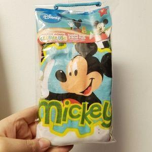 Micky mouse workshop 4t briefs boys cotton